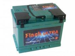 Аккумулятор FLASH ULTRA PLUS 60 Ач-630А 242х175х190