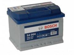 Аккумулятор BOSCH 60 Ач S4-540 А Silver 242х175х190