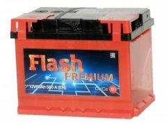 Аккумулятор FLASH PREMIUM 60 Ач- 580 А (ЕАЗ) 242х175х190